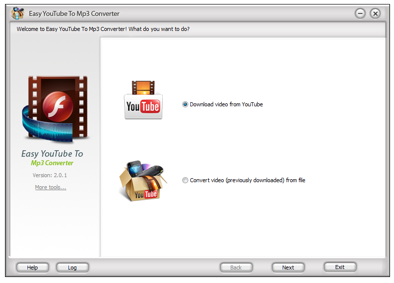 YouTube To Mp3 Converter soft