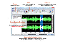 Free Audio Creation