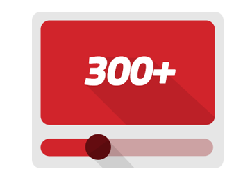 Download Videos from 300+ Websites